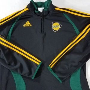 Adidas Climacool 1/4 Zip Sweater